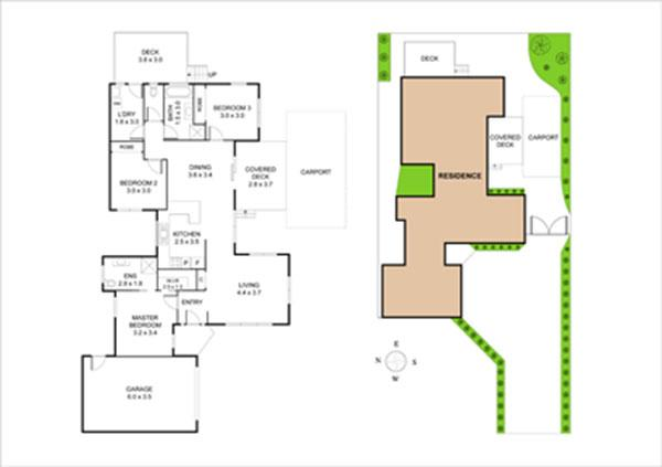 Real Estate Floor Plan